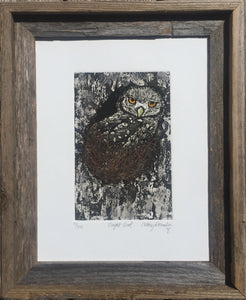 """Night Owl"" by Cathey December"