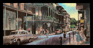 """Spring In The French Quarter"" by Keith Oelschlager"