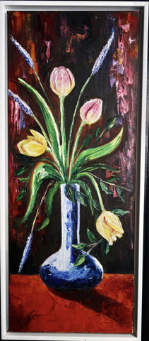 """Tulips"" by Hector Gonzalez"