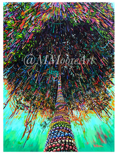 """Bead Tree"" by Mellissa Moore"