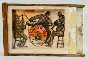 """Preservation Hall Jazz Band"" by M. Sani"