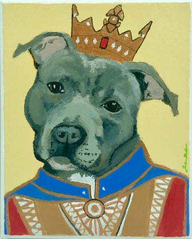 Regal Pitbull