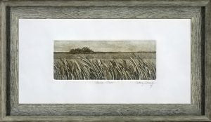 """Marsh Grass"" by Cathey December"