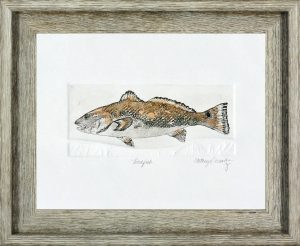 """Redfish"" by Cathey December"