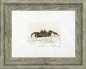 """Sand Crab"" by Cathey December"