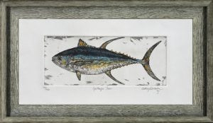 """Yellowfin Tuna"" by Cathey December"