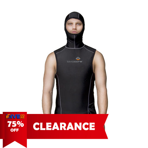 Lavacore Men's Hooded Vest