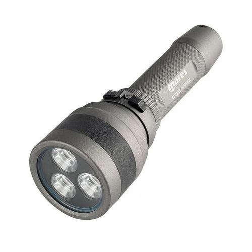 Mares 15RX With Lock Rechargeable Torch