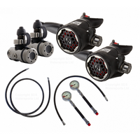 Hollis Sidemount Regulators