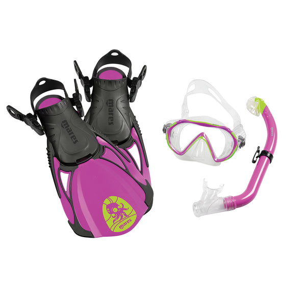 Mares Sea Pals Junior Dive Mask Snorkel and Fins Set