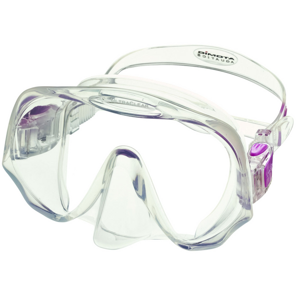 Atomic Frameless Mask, Clear Skirt