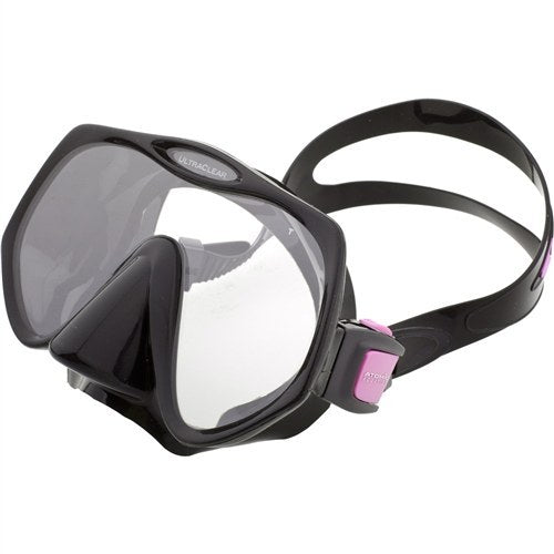Atomic Frameless Mask, Black Skirt