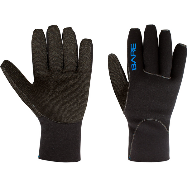 Bare 3mm K-Palm Gloves