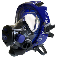 Ocean Reef Space Extender Full Face Mask (Multiple Colours)