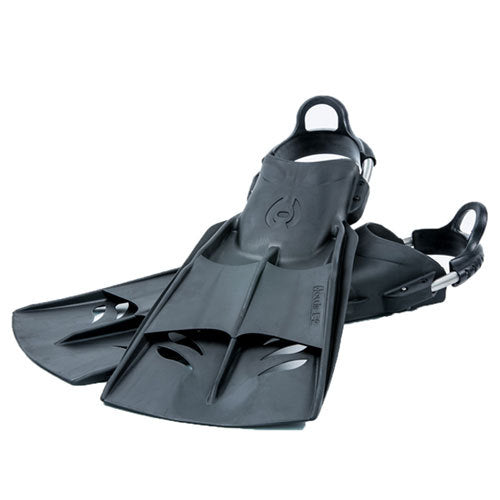 Hollis Open Heel Dive Travel Fins F-2