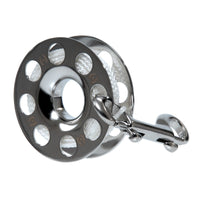 Hollis Stainless Steel Finger Spool 30' (9.2m)