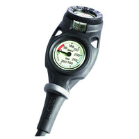 Mares Mission 2C Compact Pressure Gauge with Compass