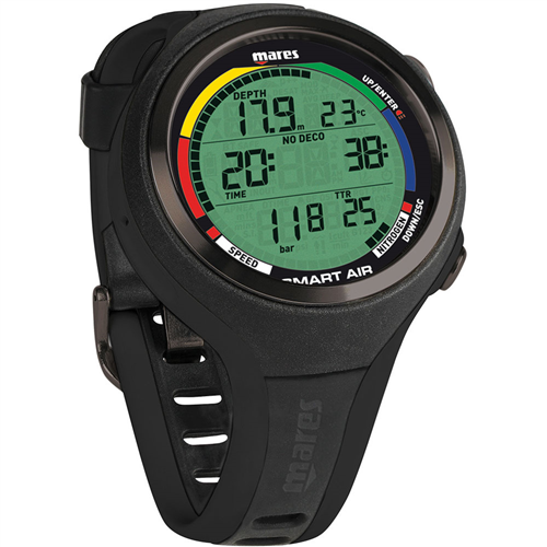 Mares Smart Air Wrist Computer without Transmitter