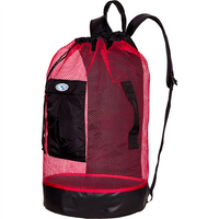 Stahlsac Panama Mesh Backpack