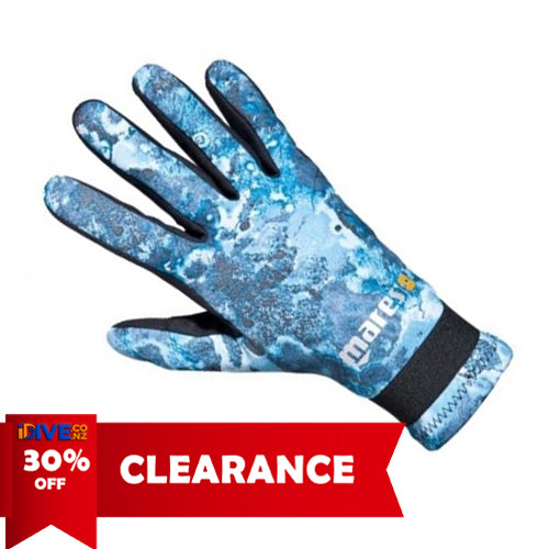 Mares Amara 2mm Glove (Blue Camo)
