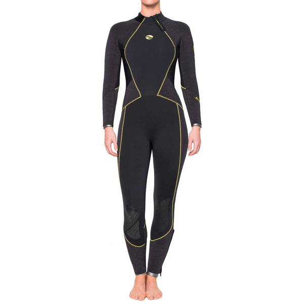 Bare 7mm Evoke Women's Full Suit Black