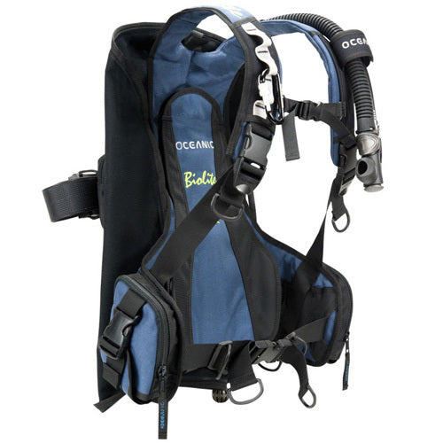 Oceanic BioLite Travel Blue/Pink BCD