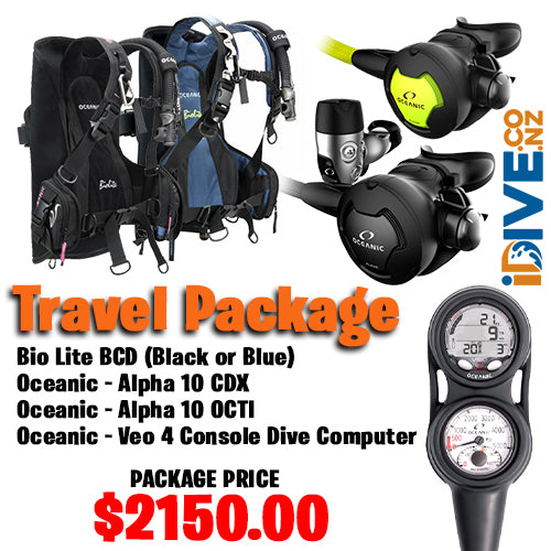 Oceanic Travel Package