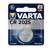 Varta CR2025 3V Lithium Battery