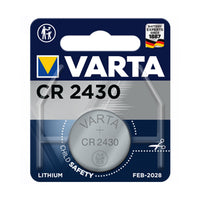 Varta CR2430 3V Lithium Battery