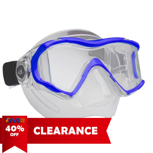 Aeries Europa 3x Mask (Blue/Red)