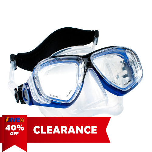 Oceanic ION 4 Mask (Blue)