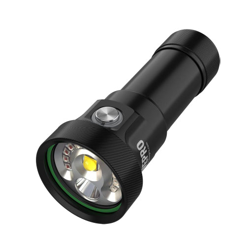 DivePro M35 Multi-Function Wide light (3500 Lumen)