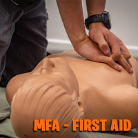 MFA - Medic First Aid (Unit Standards 6400)