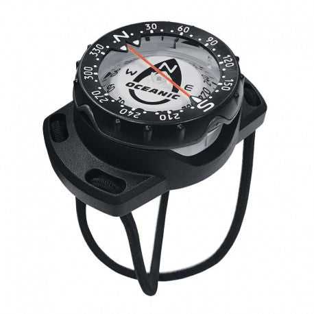 Oceanic SWIV Compass & Bungee Mount