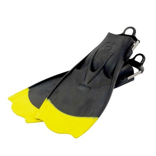 Hollis F1 - Bat Fin Yellow Tip