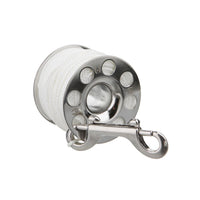 Hollis Stainless Steel Finger Spool 150' (45.8m)