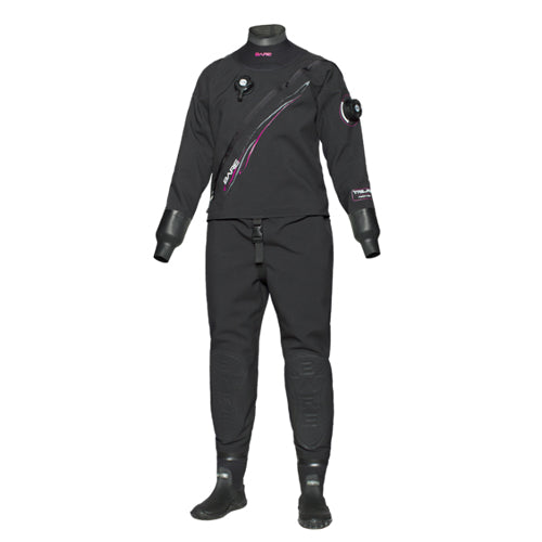 Bare Trilam Tech Drysuit (Front Zip) Women