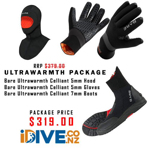 Bare Ultrawarmth Package