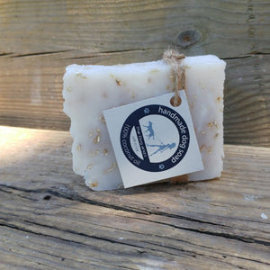 The Dog & I Oatmeal Soap