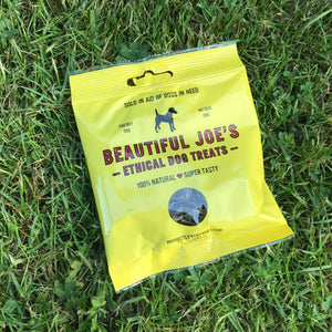 Beautiful Joe's Dried Liver Treats