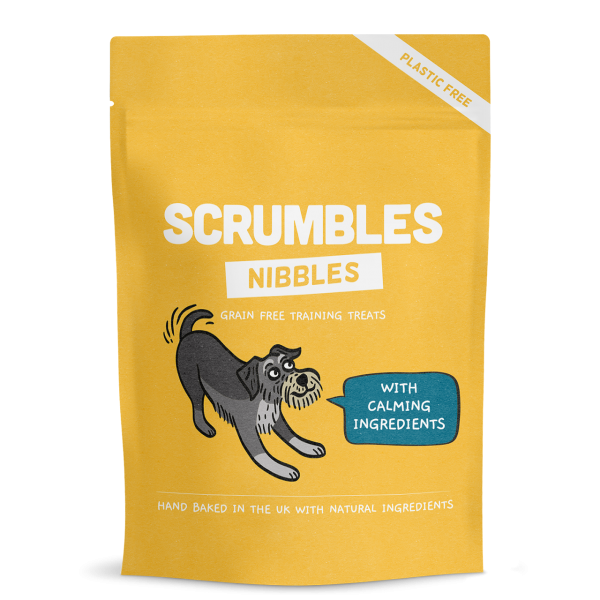 Scrumbles Turkey Nibbles: Calming Treats