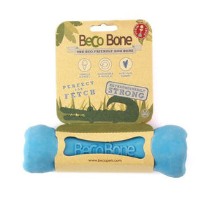 Beco Pets Natural Rubber Bone