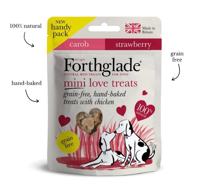 Forthglade 100% Natural Treats