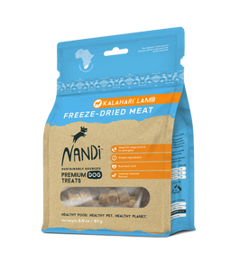 Nandi Freeze-Dried Treats
