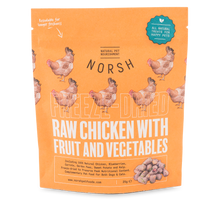 Load image into Gallery viewer, Norsh Freeze-dried Raw Chicken Treats