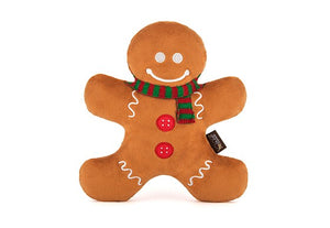 Pet P.L.A.Y Ginger Bread Man