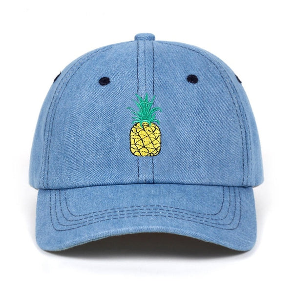 216279e722b Pineapple Dad Hat Baseball Cap Polo Style – We Love Dads
