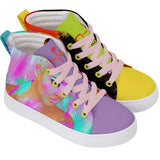 Seashell 8 High Tops