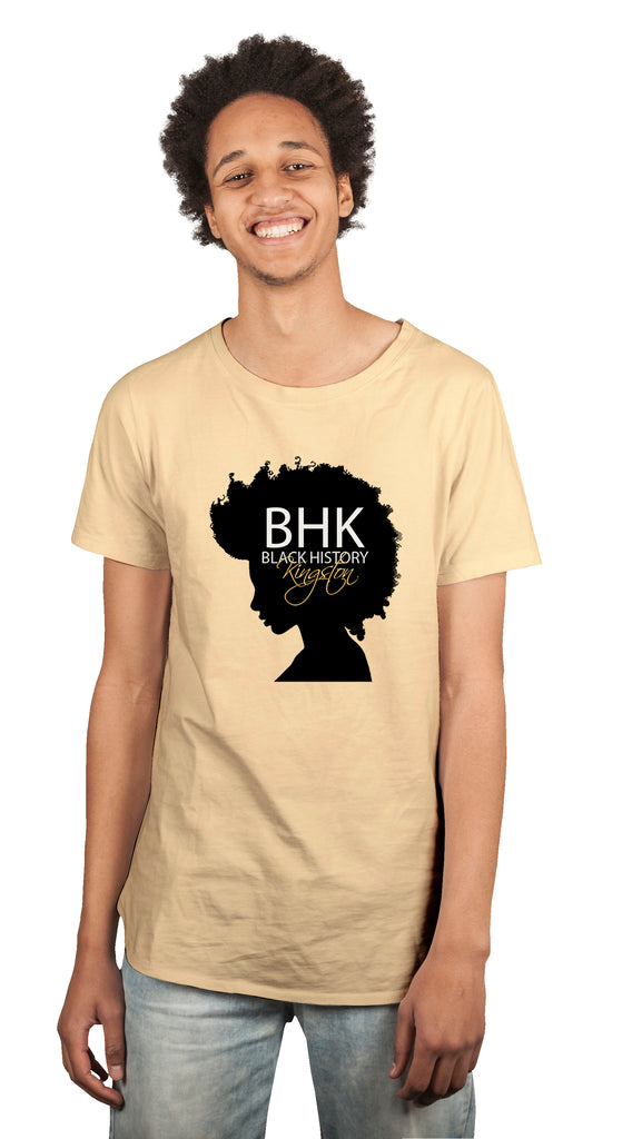 Black History Kingston T-shirt