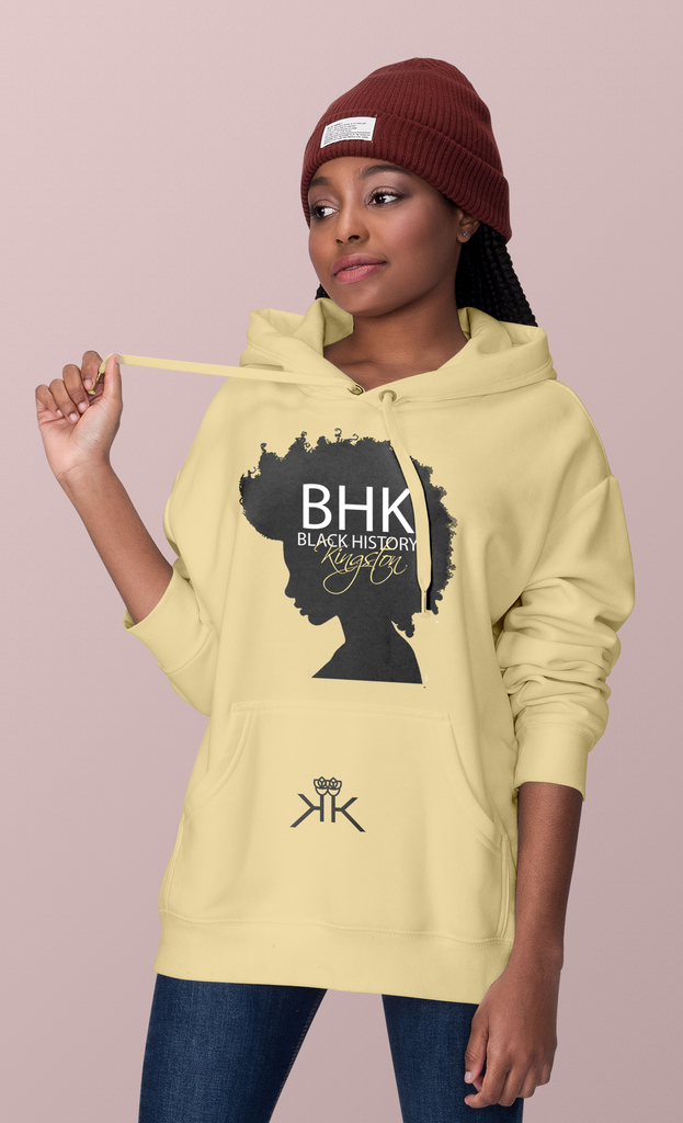 Black History Kingston Hoody